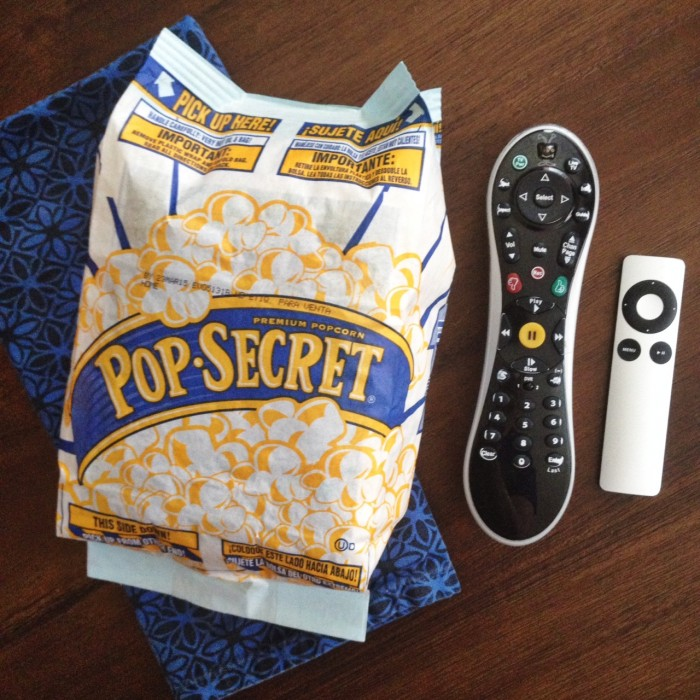 pop secret and movies