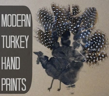 hand print projects turkey