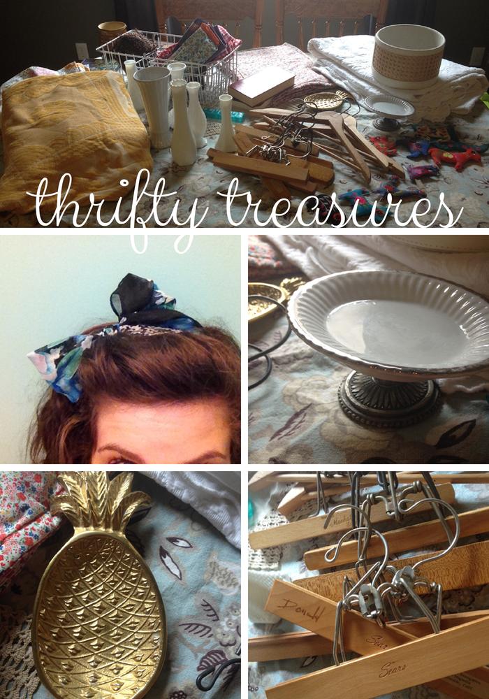 thrifty treasures
