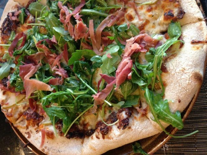 salish pizza