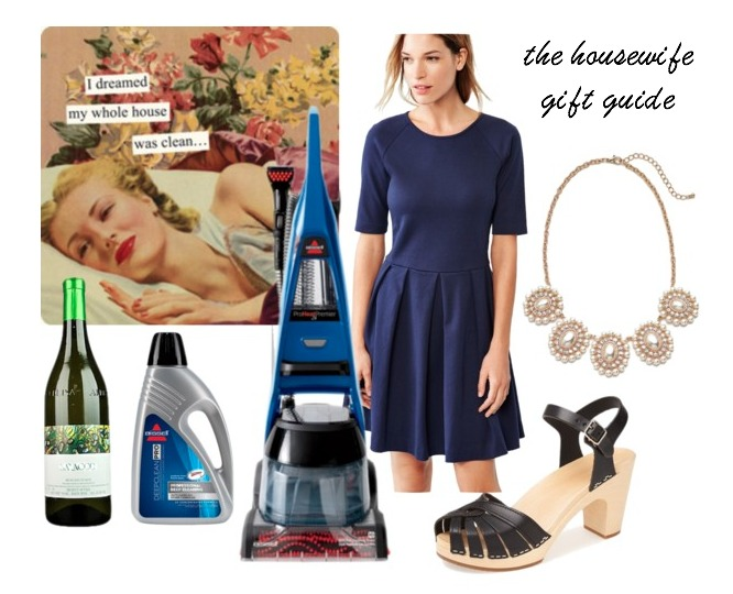 the housewife gift guide