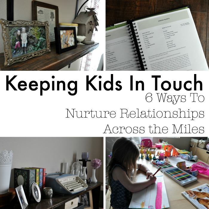 keeping kids in touch