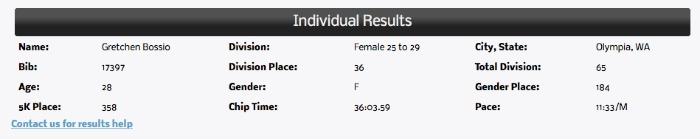 austin 5k results