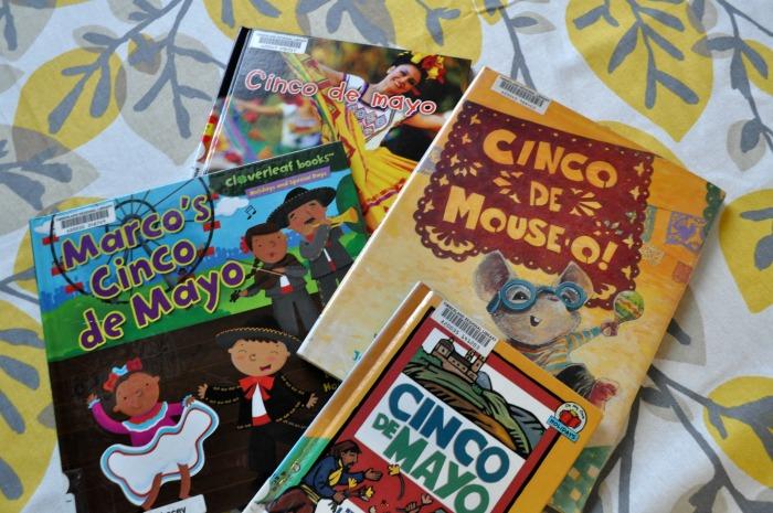 cinco de mayo books