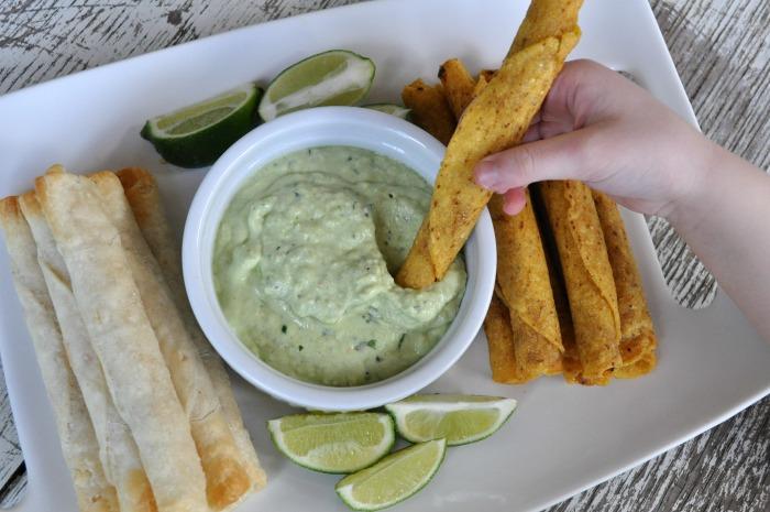 creamy verde salsa 3