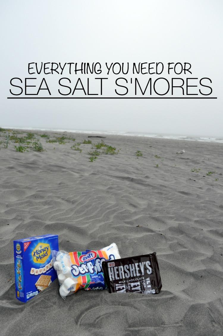 sea salt smores