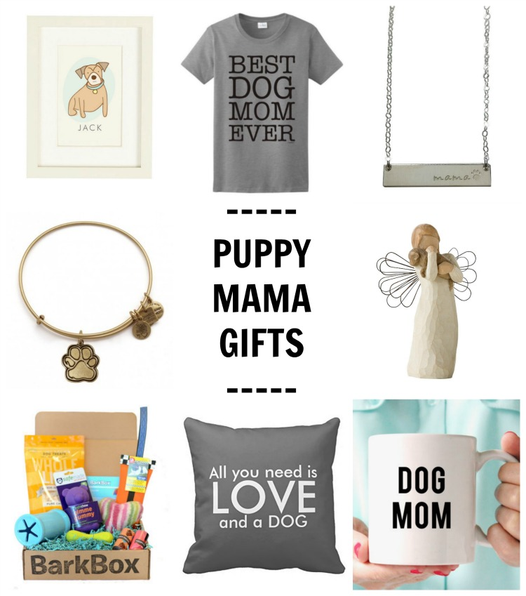 gifts for the puppy mama in your life