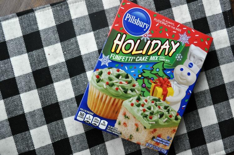 holiday funfetti