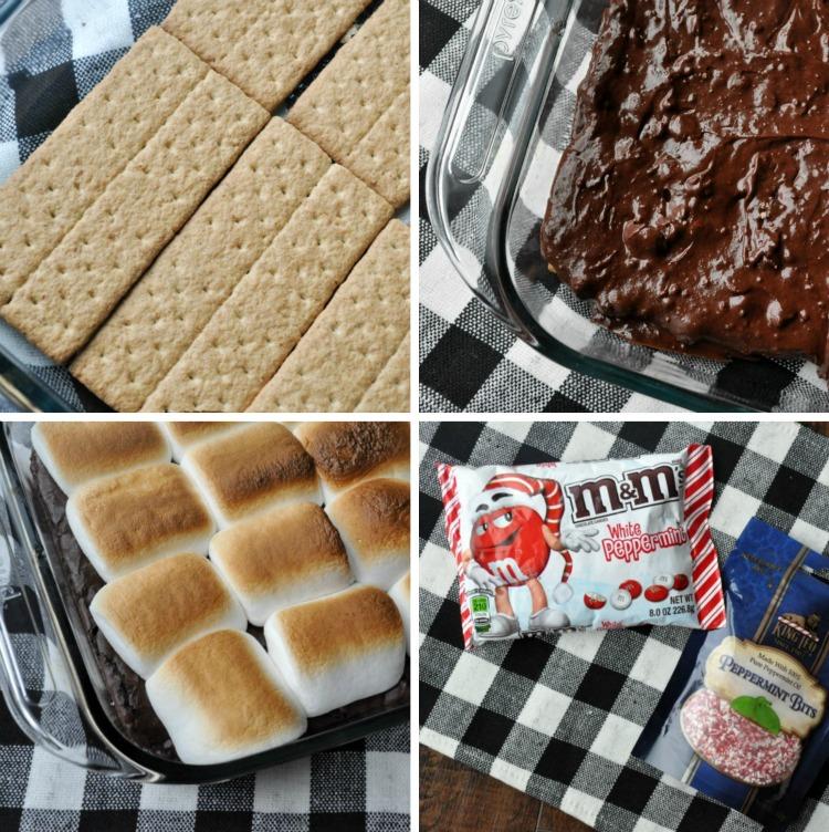 step by step brownies